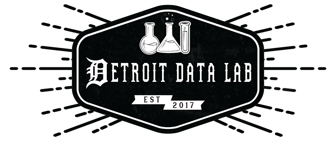 Detroit Data Lab, established 2017